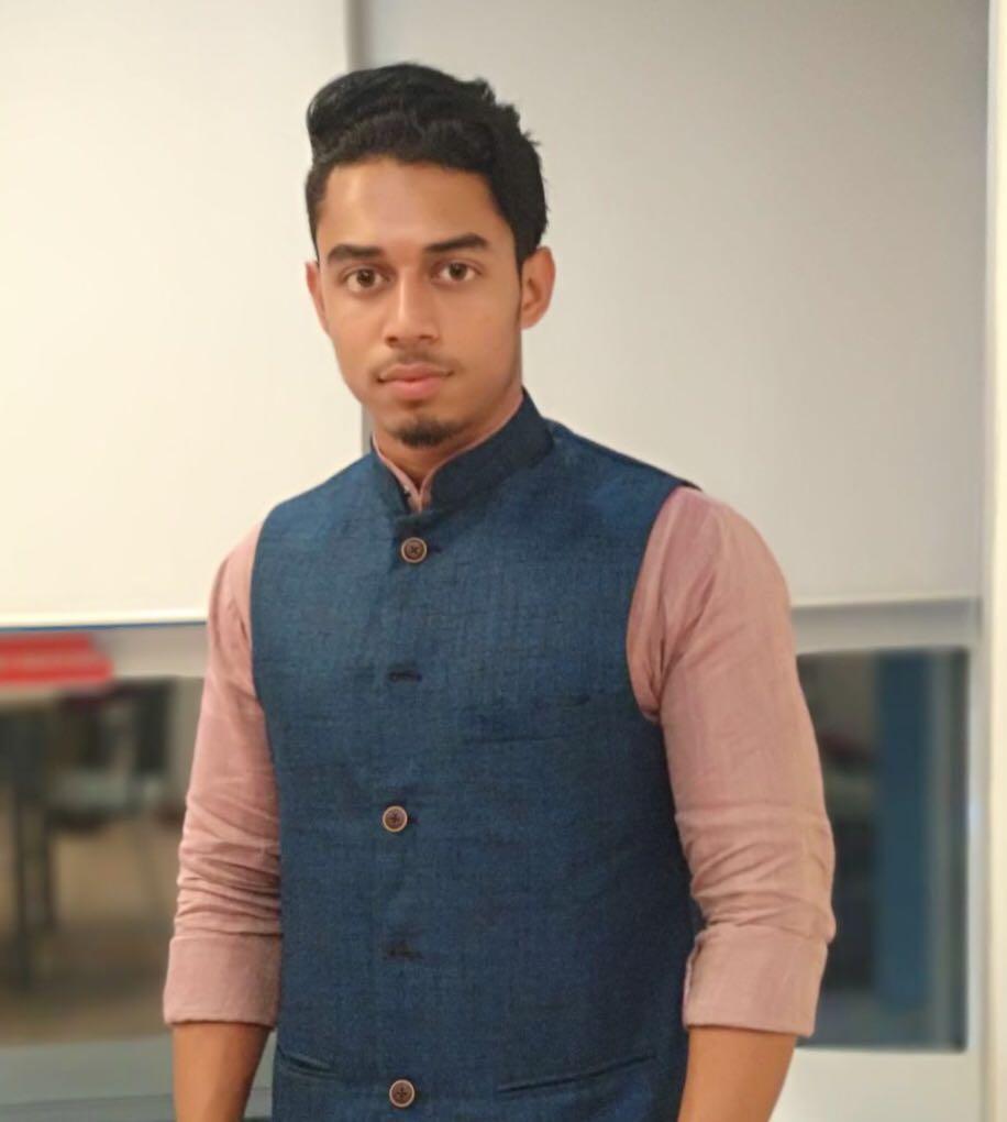 Author Rahul Singh